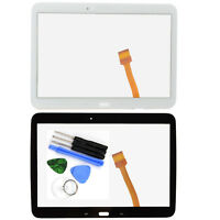 Black/White Touch Screen Digitizer replacement For Samsung Tab 3 GT-P5210 P5200