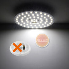 12V LED 2D Flourescent Tube Replacement Oyster Light  Cabin Dome DownCeilingLamp