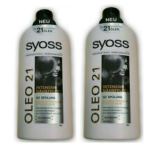 Syoss Oleo 21 2x500ml/Spülung