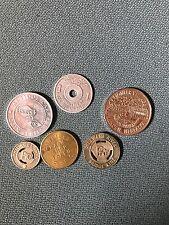 New listing 6 tokens Minden Nebraska,Delaware river,Phila. transit,Carlisle,Sunoco,A labama