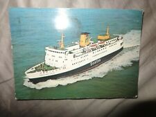 SEALINK  Cross  Channel Ferry -Oostende-Dover Princesse Marie Christin- postcard