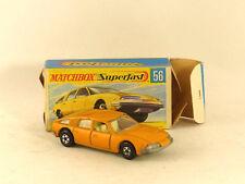 Matchbox Lesney Superfast # 56 BMC 1800 PININFARINA avec boîte (#A7)