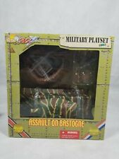 The Ultimate Soldier 32X ASSAULT ON BASTOGNE  WWII Military Playset