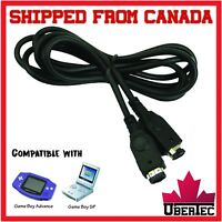 Link Cable Cord For Nintendo GBA & Game Boy Advance SP 2 Player Linking Adapter