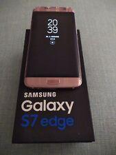 Samsung Galaxy S7 Edge 32 GB - rosegold - Smartphone Garantie Displayschaden