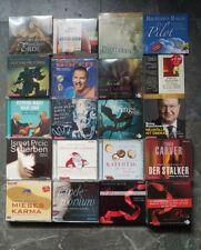 Sammlung Hörbücher NEU&OVP