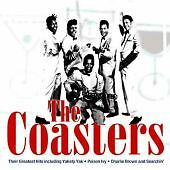 The Coasters - Poison Ivy (CD 2008) Yakety Yak, Young Blood, Charlie Brown