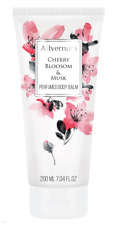 ALLVERNE ALLVERNUM CHERRY & MUSK PERFUMED BODY BALM LOTION 200ml