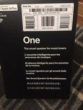 Sonos One Black Box (Empty)