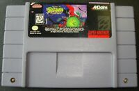 TODD MCFARLANE'S SPAWN THE VIDEO GAME SNES SUPER NINTENDO TESTED & WORKING