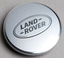 NEW Genuine Land Rover Silver Centre Caps Def Discovery Range Rover Sport x4