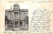 bg18945 Argentina Buenos Aires Litho Facultad de Derecho