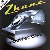 Zhané CD Single Request Line - France (VG+/EX+)