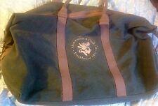 VtG Abercrombie & Fitch Co 1892 Moose Logo Duffle Luggage Travel Bag *RARE*