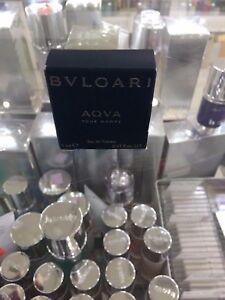 Aqva Pour Homme by Bvlgari Eau de Toilette Mini 5 mL (Classic)