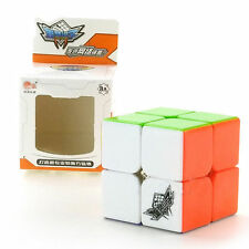 US Seller Colorful Cyclone Boys 2x2x2 Magic Cube Professional Stickerless toy