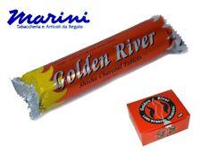 CARBONCINI CARBONE CARBONS X NARGHILE' SHISHA INCENSO GOLDEN RIVER ALTA QUALITÀ