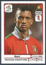 PANINI EURO 2012- #272-PORTUGAL-MANCHESTER UNITED-NANI