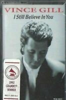 Vince Gill  - I still Believe in you (1992, Cassette) VG/VG