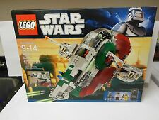 LEGO 8097 Star Wars Slave I One Boba Fett  **BRAND NEW FACTORY SEALED** retired