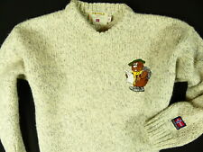 KIDS DEVOLD by OLMES CARRETTI 100% WOOL SWEATER JUMPER PULLOVER SIZE: 8 years