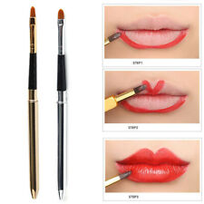 Portable Lip Brush Lipstick Lip Gloss Brushes Makeup Cosmetic Beauty Tools