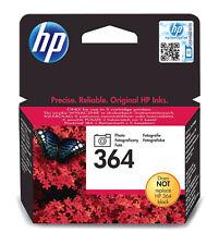 HP 364 Photo Black Cartuccia Originale Foto Nero Stampante Fotografica CB317EE
