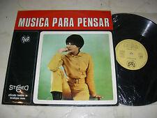 TONY CROMBIE QUARTET Musica Para Pensar *60s VINYL LP*