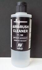 (3,75€/100ml) Vallejo 71199, Airbrush Cleaner / Airbrush-Reiniger, 200 ml, Neu