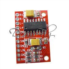 2X 5V 3W 2 Channel Power PAM8403 Class D Mini Digtial Audio Amplifier Board USB