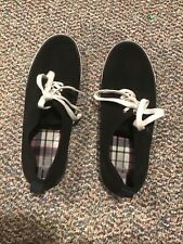 Mens Black H & M Sneakers Size 10.5