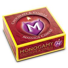Monogamy Massage Candle Passionate Chocolate & Vanilla Scented