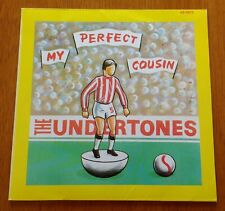 THE UNDERTONES PS Single My Perfect Cousin + 2 (Sire 45-1977 - Spain 1980) PUNK