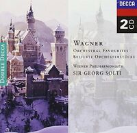 ichard Wagner - Wagner Orchestral Favourites [CD]