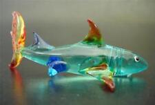 Blue Animal Crystal & Cut Glass