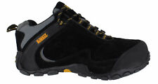 Dewalt LOGIC Black Steel toe cap / Midsole S1P safety Shoes Trainers Size 6 / 40