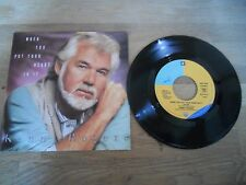KENNY ROGERS WHEN YOU PUT YOUR HEART IN IT 1988 ORIGINAL GEMA BIEM REPRISE USED