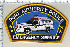 Port Authority Police (New York & New Jersey) Emergency Service multicolor Patch