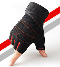 Sport Gloves Weight Lifting Gym Wrist Wrap Exercise Work Out Training Fitness