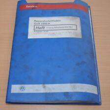 VW Golf 4 IV 5 Gang Schaltgetriebe 02J Werkstatthandbuch  Leitfaden