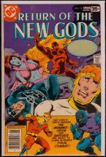 DC Comics The NEW GODS #19 Darkseid FN 6.0