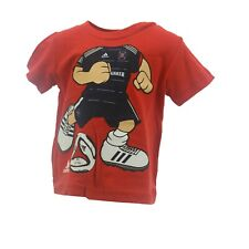 Chicago Fire Official MLS Adidas Apparel Infant Toddler Size T-Shirt New Tags