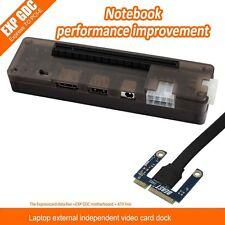 EXP GDC V8.0 Beast Laptop Independent Video Card Dock Mini PCI-E To PCI-E 16X