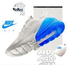 AIR MAX DAY 3/26 Nike Air Max 270 Shoes AH8050-105 White / Photo Blue Size 11