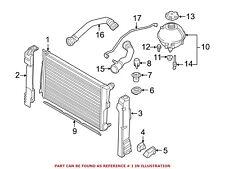 For BMW Genuine Radiator 17118623369