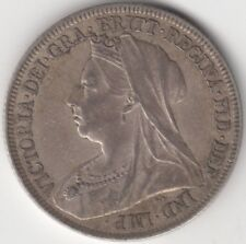 More details for 1897 victoria silver one shilling | pennies2pounds