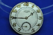 Original LONGINES manual winding movement cal. 17.89M running & dial  (1/4774)
