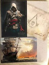 Assassins Creed Black Flag Artcards Bucanneer Edition Lithographs Collectors