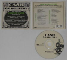 Johnny Cash tribute: Laurie Lewis, Diamaggio Bros, Schankman Twins  -  US cd
