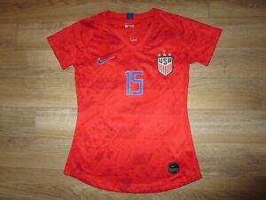 Megan Rapinoe US Soccer Olympics Jersey womens Large LG